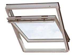 fen tre de toit velux avec 0059 thermo star vitrage en plastique eindeckrahmen ebay. Black Bedroom Furniture Sets. Home Design Ideas